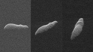 El asteroide 2003 SD220.