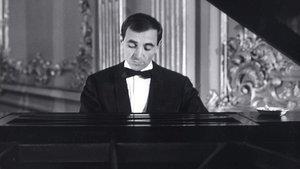 Aznavour en la películaTirad contra el pianista de François Truffaut