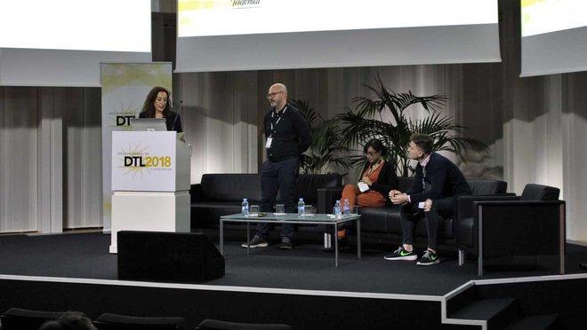 La conferencia organizada por el DTL contó con la participación de destacados expertos.