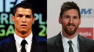 Cristiano Ronaldo (Juventus) y Leo Messi (FC Barcelona).