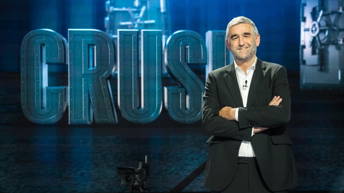 Crush, nuevo concurso de La 1 TVE.