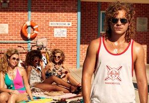 Dacre Montgomery, Billy en 'Stranger Things', protagonista de la campaña de H&M.
