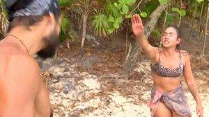 Dakota i Fabio s'enfronten a 'Supervivientes': «Em vols provocar i no ho aconseguiràs»