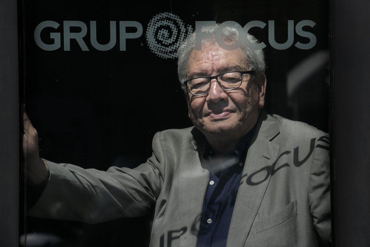 Daniel Martínez de Obregón, presidente de Focus.