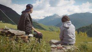 Donés y Évole, en el documental 'Eso que tú me das'