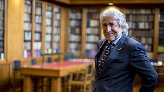 El presidente de Foment de Treball, Josep Sanchez Llibre, analiza la crisis del sector económico en tiempos de pandemia.