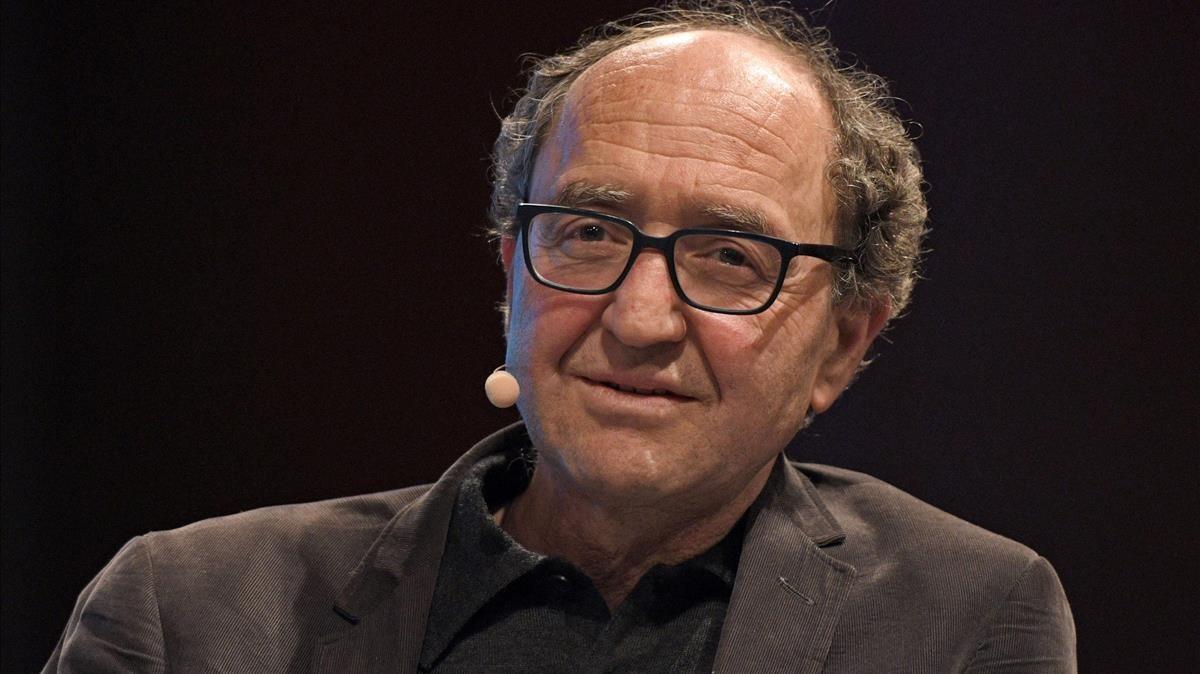 El escritor alemán de origen turco Dogan Akhanli.