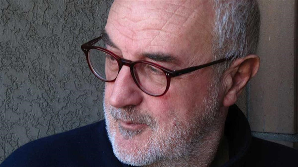 El escritor italiano Francesco Pecoraro.