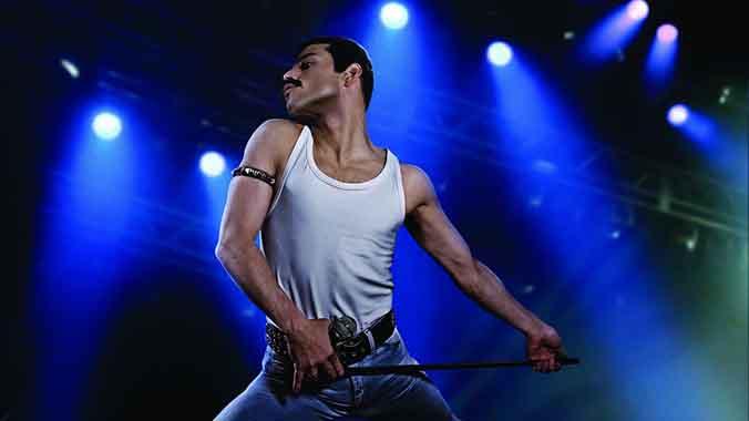 Estrenos de la semana. Tráiler de 'Bohemian Rhapsody' (2018)