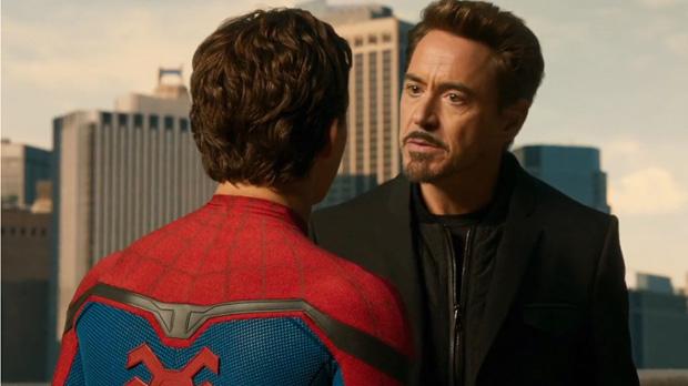 Tráiler de Spider-Man: Homecoming(2017).