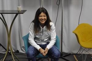 Ruslana Lyzhychko: «Eurovisión dará un impulso a nuestras revoluciones»