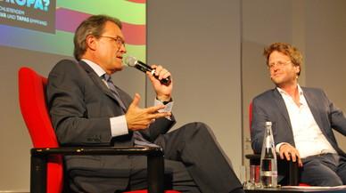 "Artur Mas: ""Crearemos la Dinamarca mediterránea"""