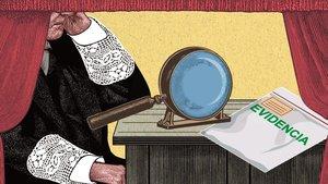 Judici del Suprem: s'aixeca el teló