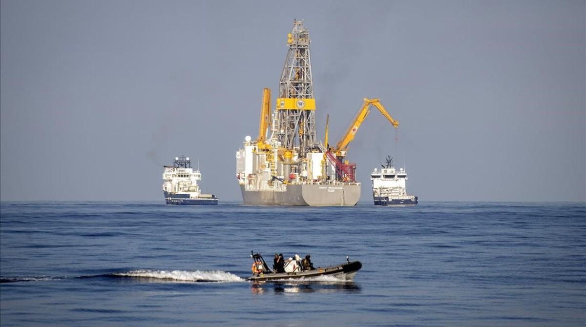 La lluita contra els sondejos sísmics per trobar petroli al Mediterrani s'anota una victòria