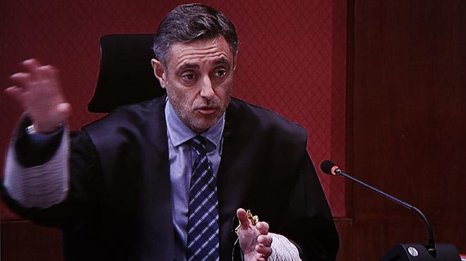 El fiscal ha insistido en defender la independencia de la Fiscalía y del propio TSJC.