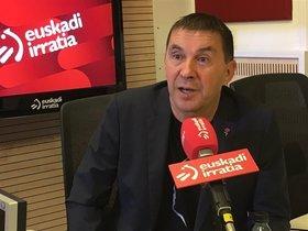 """El PP, Cs i Vox veuen """"inacceptable"""" que TVE entrevisti Arnaldo Otegi"""