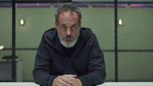 Francesc Garrido, en 'La sala' (TV-3).