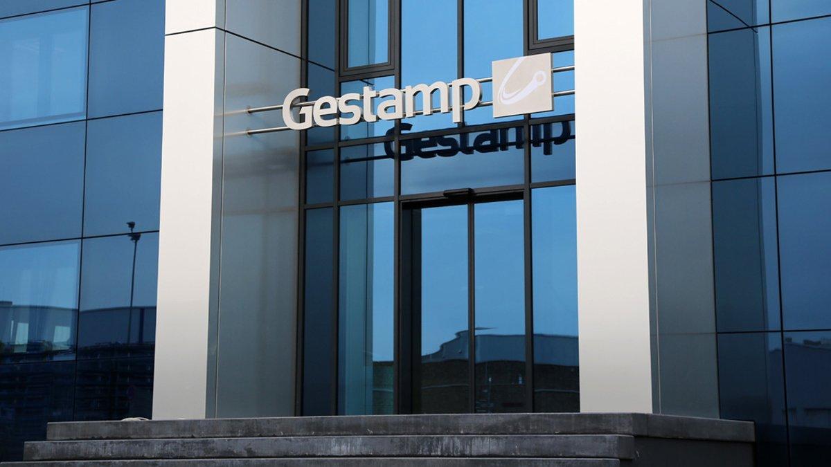 Oficinas de Gestamp en Bielefeld (Alemania).