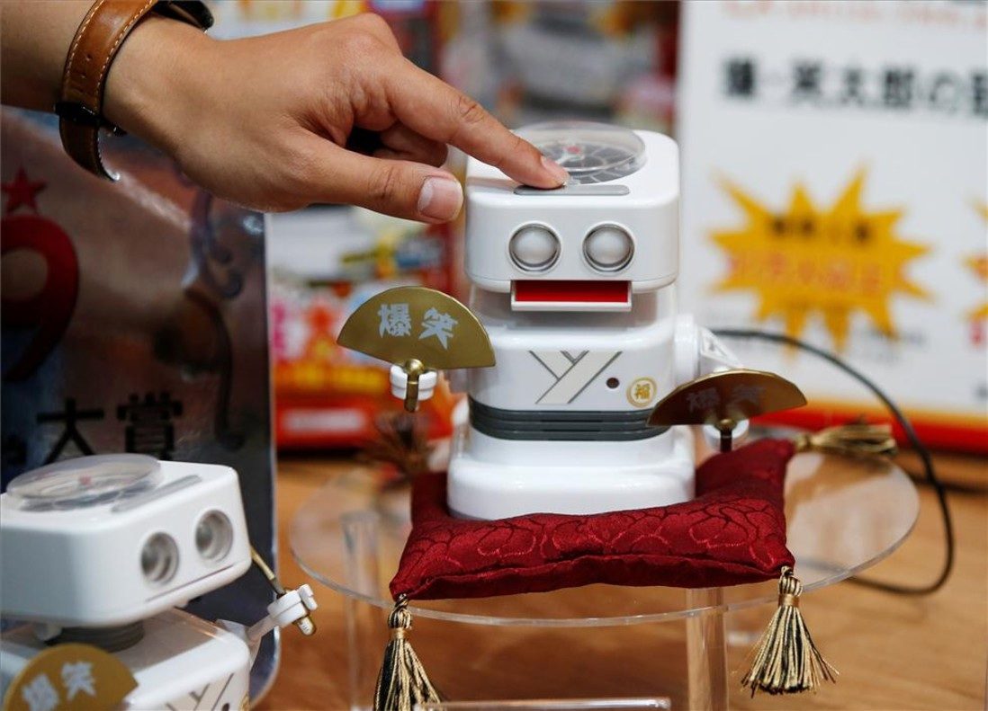 La realitat virtual per a nens, estrella de la fira de la joguina de Tòquio