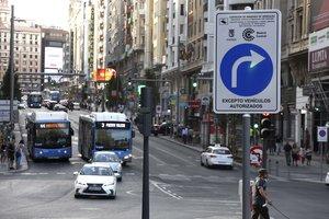 El setge al coronavirus obre la porta a modificacions a Madrid Central