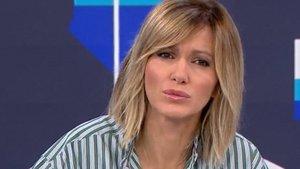 Susanna Griso, taxativa a 'Espejo público': «Em defineixo com a no independentista»