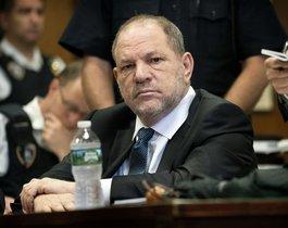 Harvey Weinstein, en una comparecencia judicial en octubre del 2018.