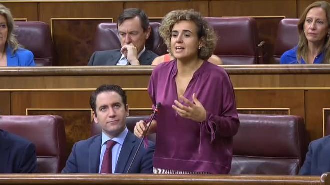 """Calvo, al PP: """"A Europa bufa el vent del perill i la desconfiança, no s'hi apuntin"""""""
