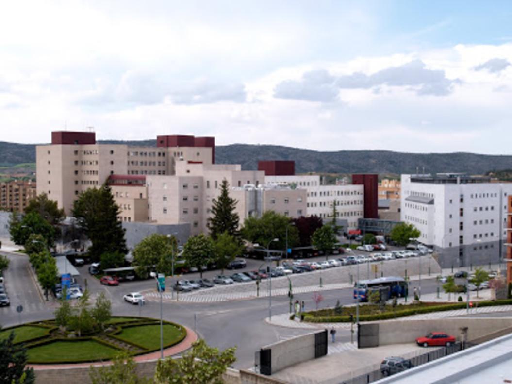 El Hospital Virgen de la Luz de Cuenca.