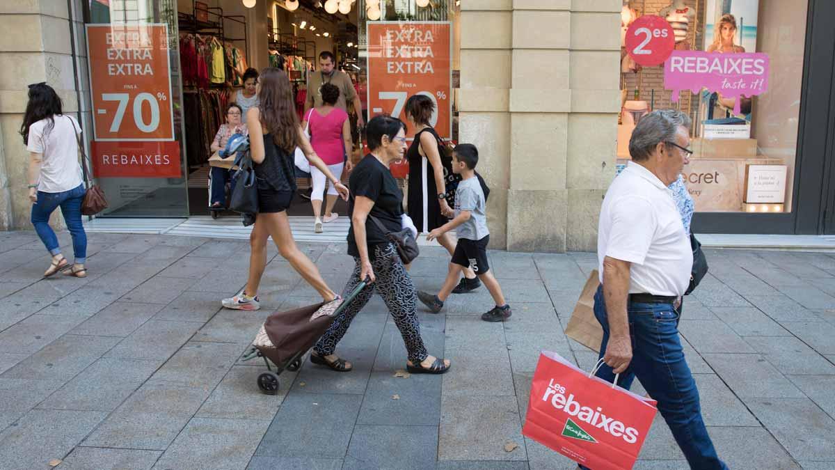 La inflación se mantiene en agosto en el 2,2 % interanual.