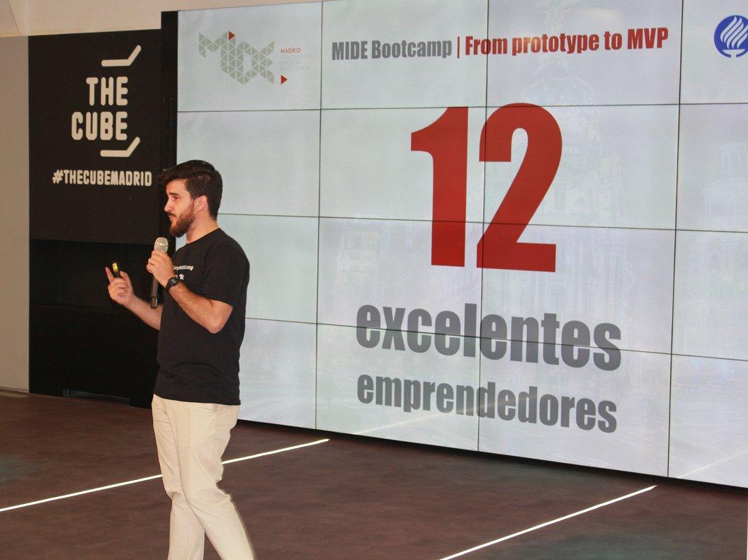 Javier Sánchez fue nombrado recientemente director del Madrid Innovation Driven Ecosystem (MIDE)