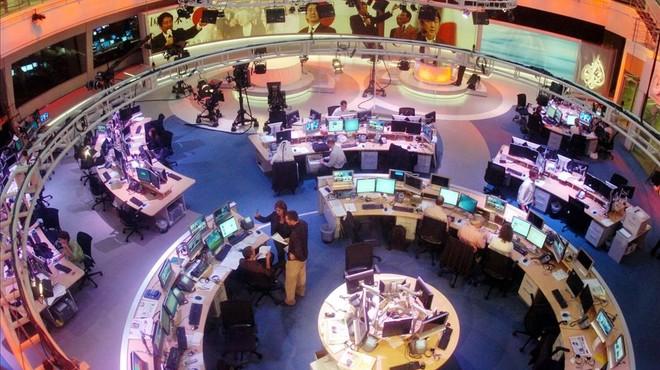 Al Jazira, la piedra en el zapato