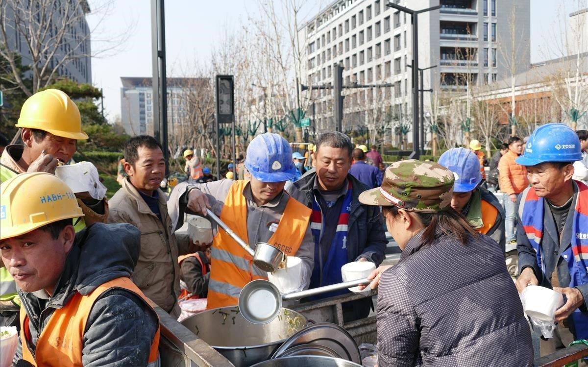 El combustible humà fungible de la Xina