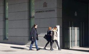 Pablo Iglesias se persona en la Audiencia Nacional como perjudicado en el caso Villarejo por sustracción de un móvil