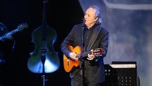 Serrat cancel·la sis concerts de la gira per una laringitis