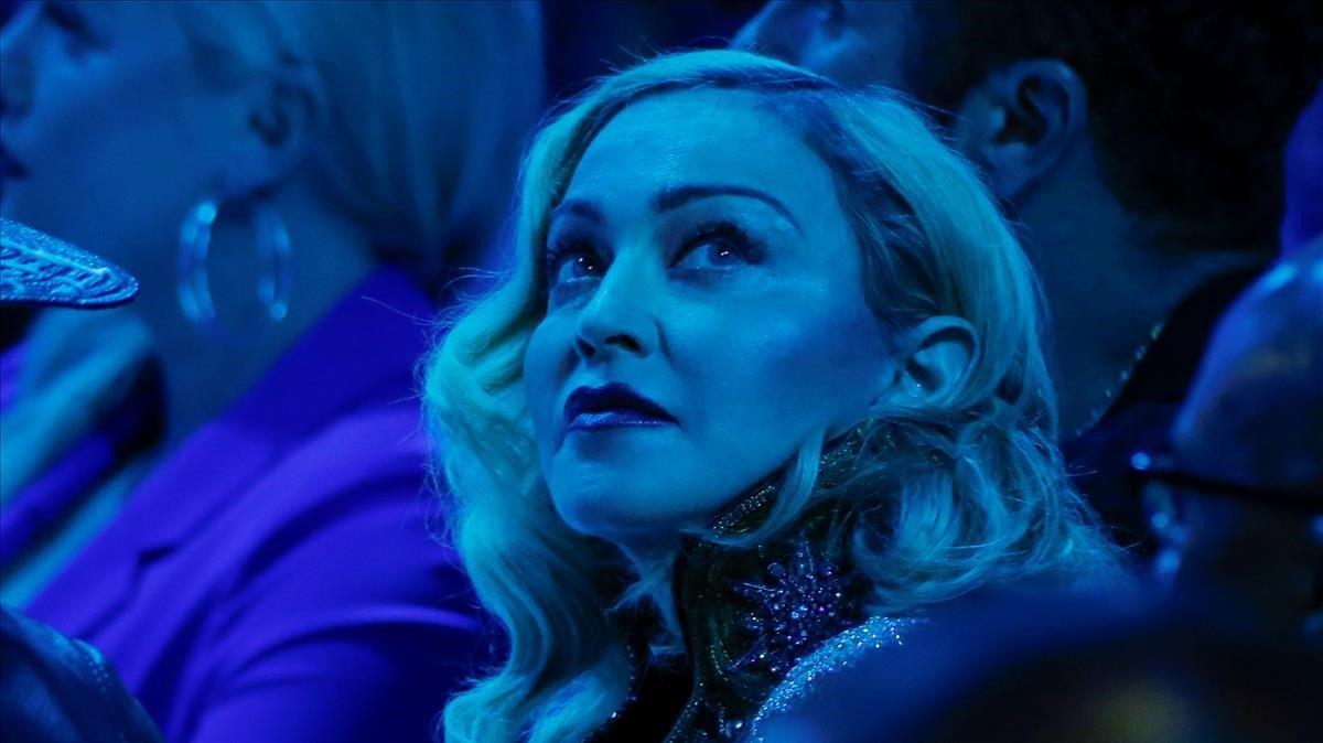 Madonna, el pasado 4 de mayo en Nueva York.