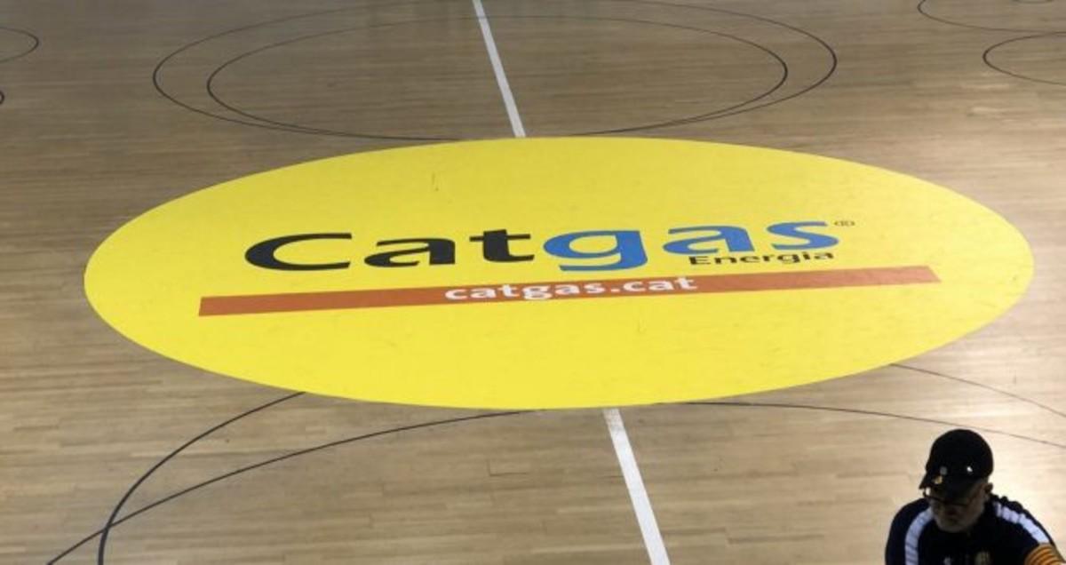 Logo de la empresa Catgas.