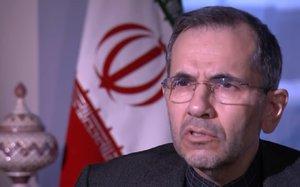 Majid Takht Ravanchi,embajador permanente de Irán en Naciones Unidas.