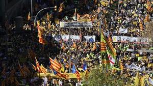 La noria catalana