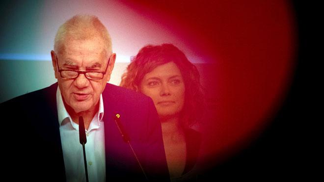 Ernest Maragall suspèn els contactes amb Ada Colau