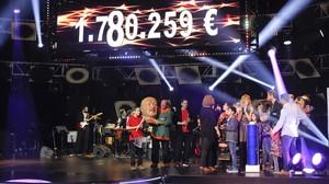 Una imagen de la edición del año pasado de La Marató de TV-3.