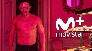 Mario Casas, protagonista de Instinto, la nueva serie de Movistar +.
