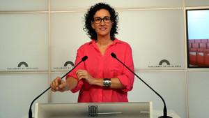 Marta Rovira serà la convidada del col·loqui Primera Plan@
