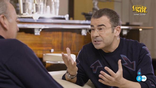 Jorge Javier Vázquez en 'Tu casa es la mía'.