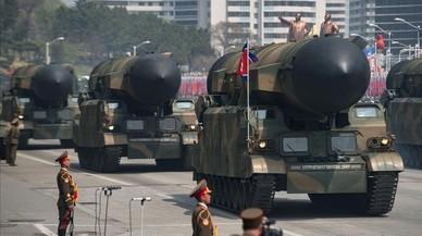 Kim y Trump tocan tambores de guerra