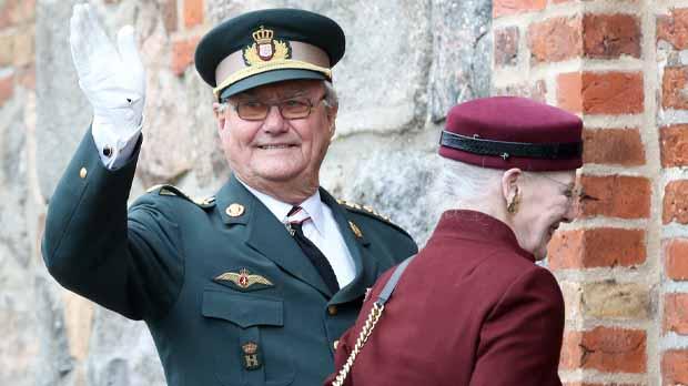 El príncep Enric de Dinamarca ha mort als 83 anys, després d'haver sigut hospitalitzat a finals de gener.