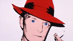 Obra 'Truman Capote - Red Fedora' de Andy Warhol