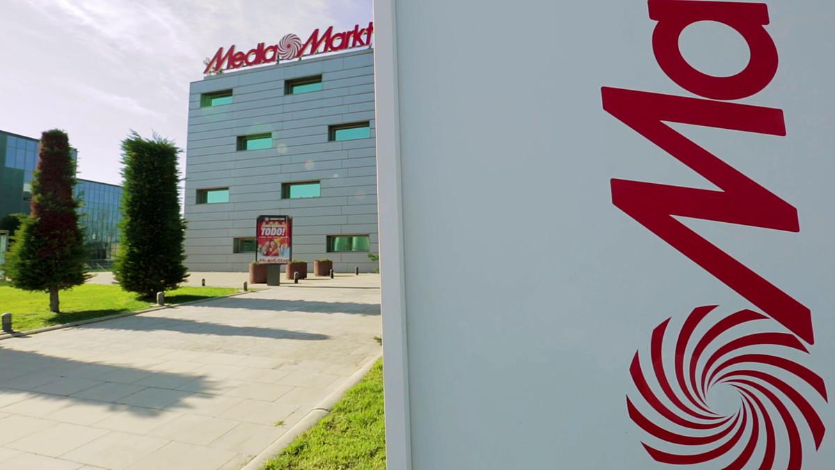 Oficinas de Media Markt en El Prat de Llobregat.