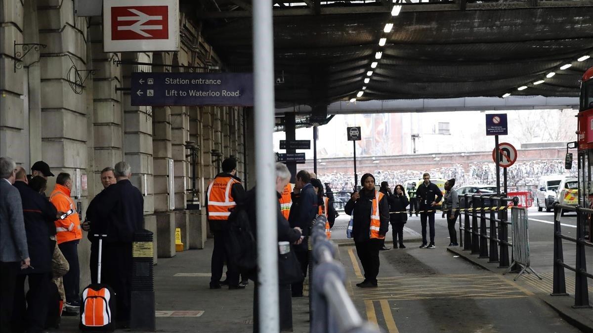 Intento de ataques terroristas en dos aeropuertos de Londres