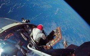 Imagen de la Tierra desde el Apolo 9, en 1969