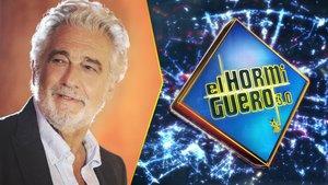 Plácido Domingo, el próximo invitado de El hormiguero.